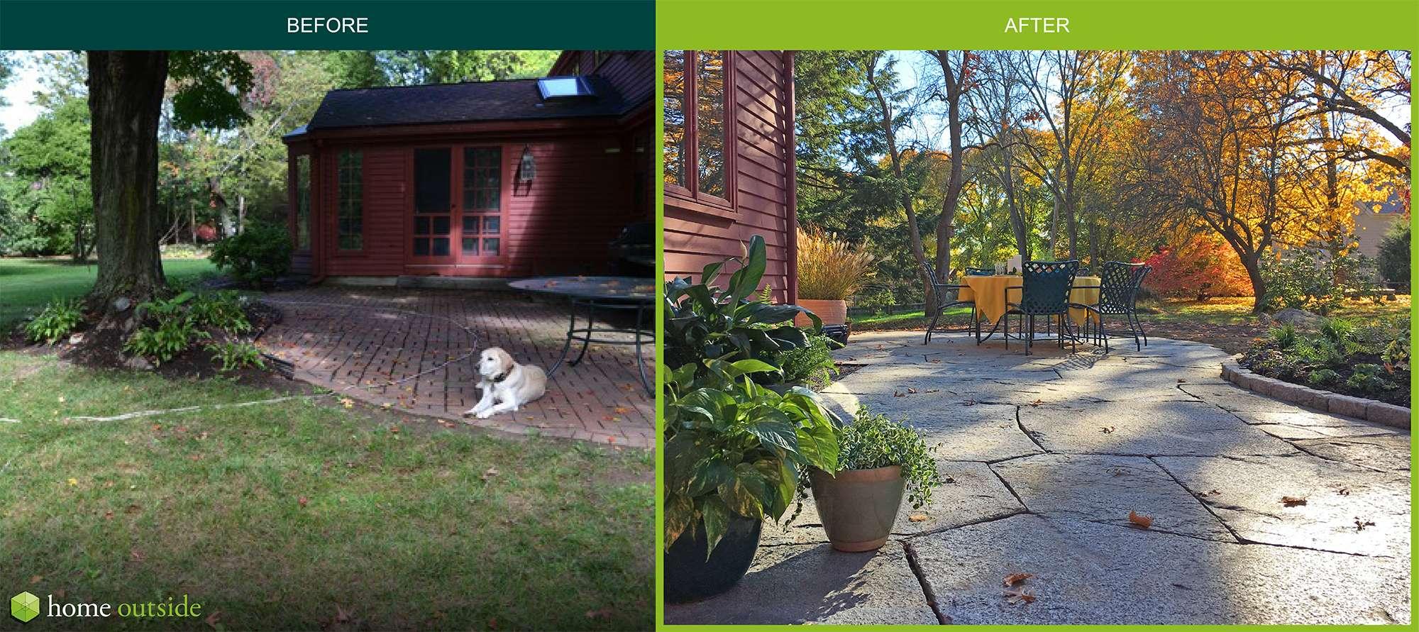 extend your living e patio renovation