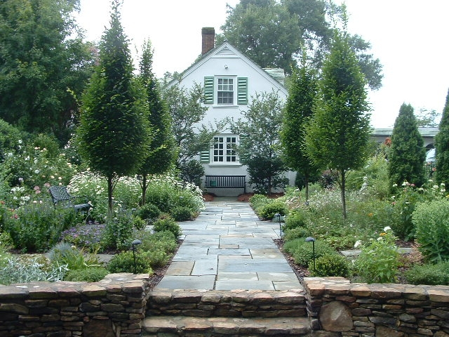 Using Trees for Formality in the Landscape