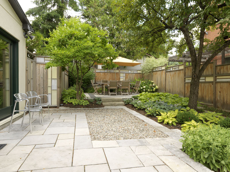 Urban Garden Design: An Intimate Terrace Garden