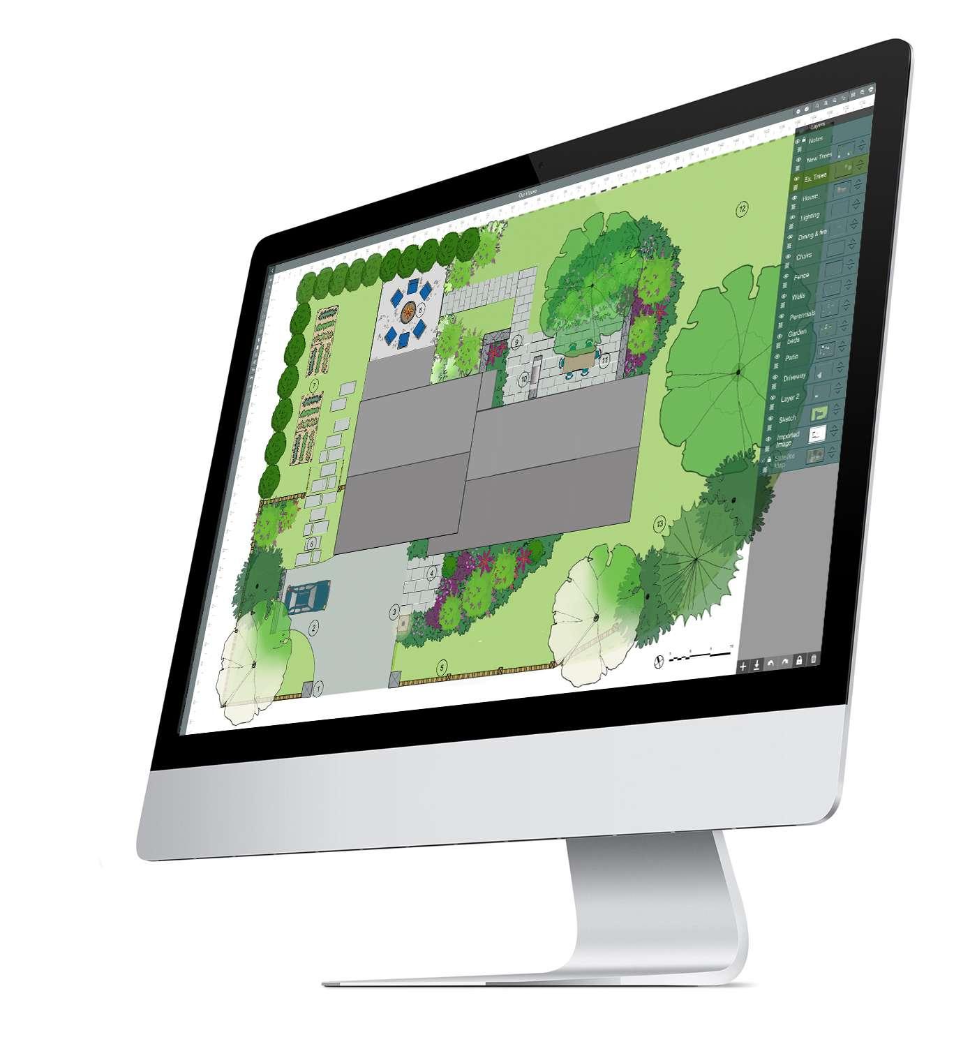Available Now: Home Outside Landscape Design App for Desktop!