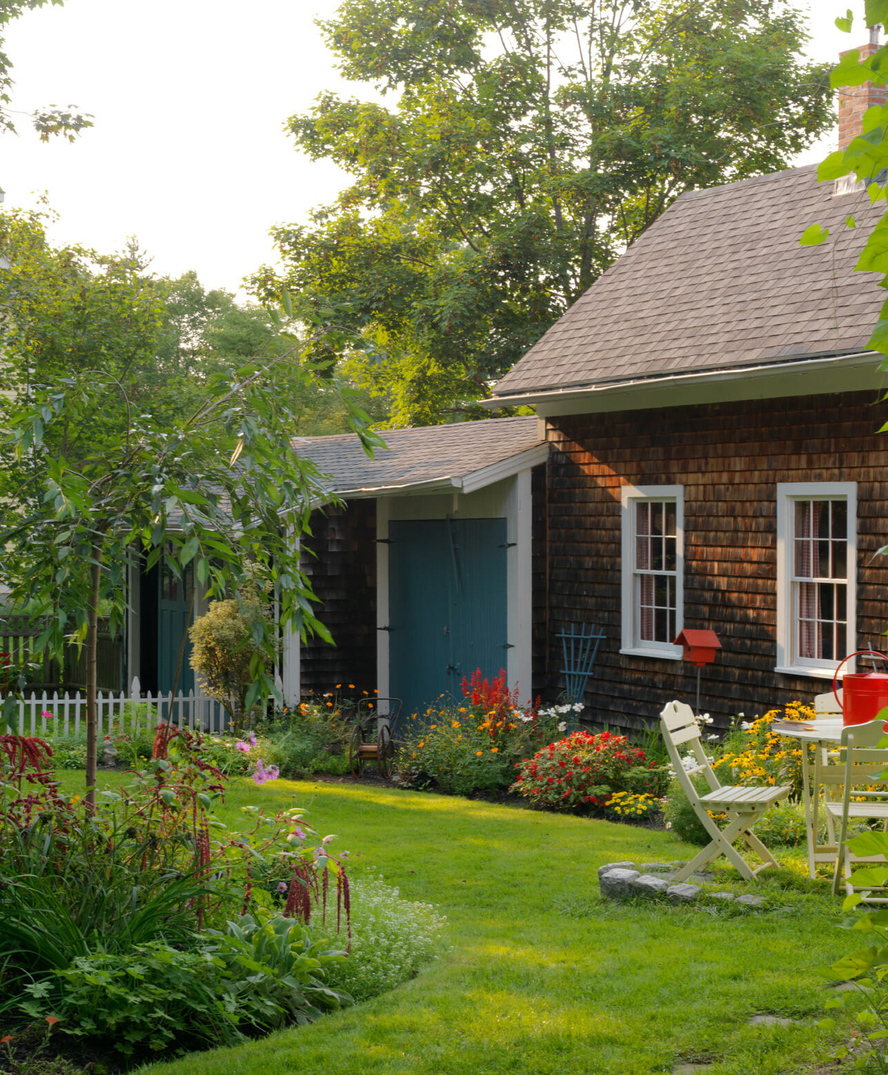 Home Outside Project: Family-Friendly DIY Backyard