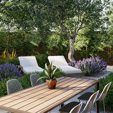 Home-Outside_Landscape-Design-Consultation_Texas-outdoor-lounging-area